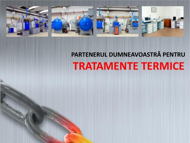 tratamente termice carburare cementare vid nitrurare calire inductie